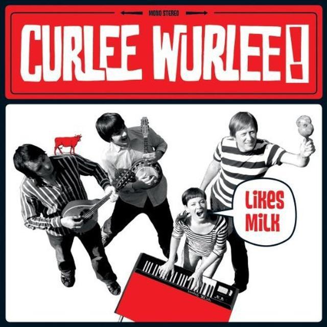CURLEE WURLEE LIKES MILK Vinyl Record - Holland Import