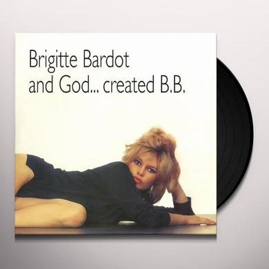 Brigitte Bardot NORMAL VERSION Vinyl Record - Italy Import