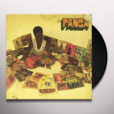 Fanga NATURAL JUICE: LIVE & REMIX Vinyl Record