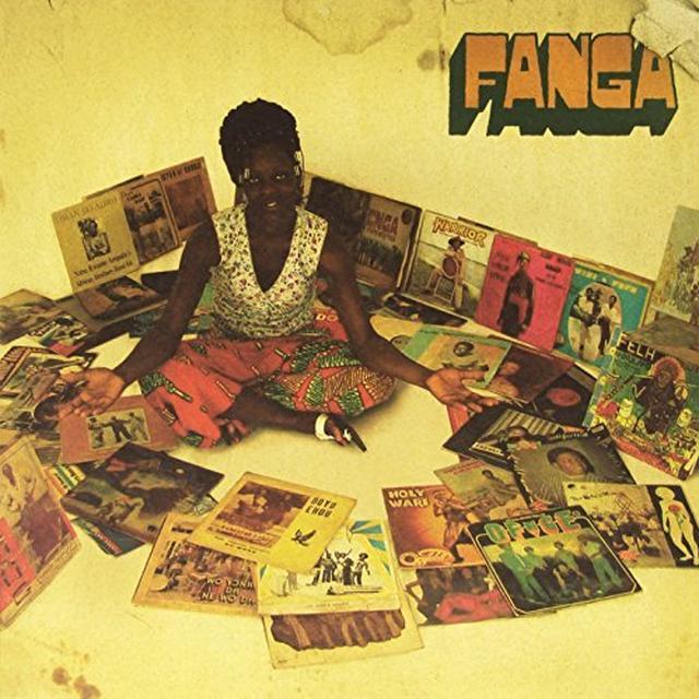 Fanga NATURAL JUICE: LIVE & REMIX Vinyl Record