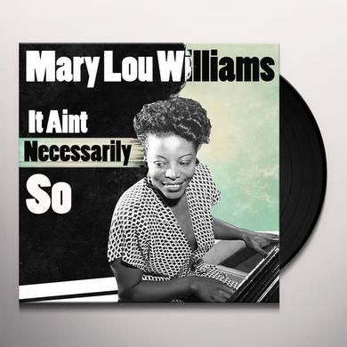 Mary Lou Williams CREDO-IT AIN T NECESSARILY SO Vinyl Record