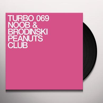 Noob & Brodinski PEANUTS CLUB Vinyl Record