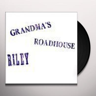 Riley GRANDMAS ROADHOUSE Vinyl Record - Canada Import
