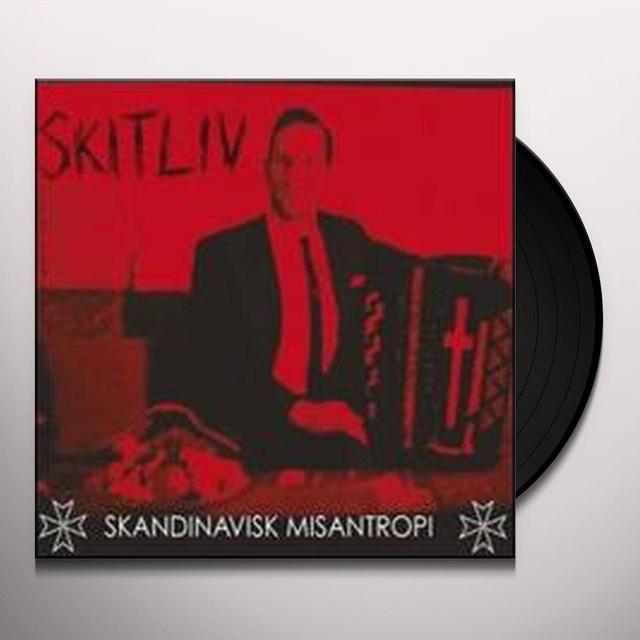 Skitliv SCANDINAVISK MISANTROPI Vinyl Record - Canada Import