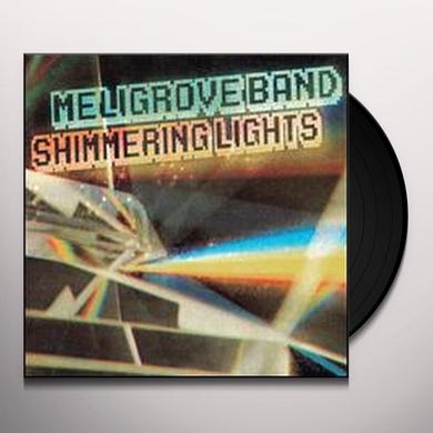 The Meligrove Band SHIMMERING LIGHTS Vinyl Record - Canada Import