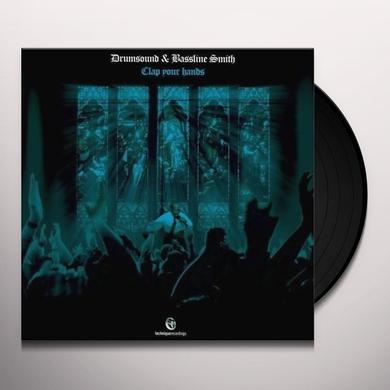 Drumsound & Bassline Smith CLAP YA HANDS Vinyl Record - Australia Import
