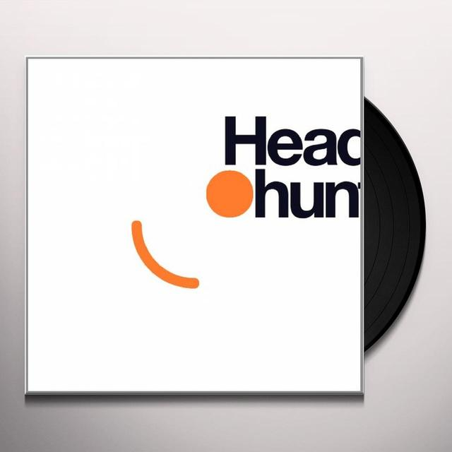 Headhunter GROUNDED (FRA) Vinyl Record