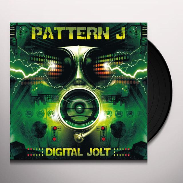 Pattern J DIGITAL JOLT Vinyl Record