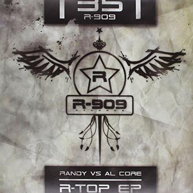 Randy Vs Al Core R-TOP EP Vinyl Record
