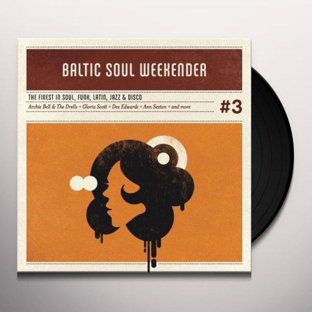 VOL. 13-BALTIC SOUL WEEKENDER Vinyl Record