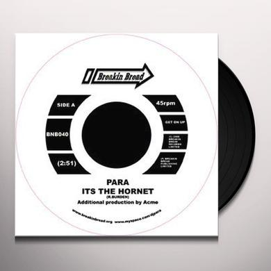 Para IT'S THE HORNET Vinyl Record