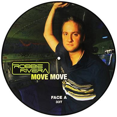 Robbie Rivera MOVE MOVE Vinyl Record
