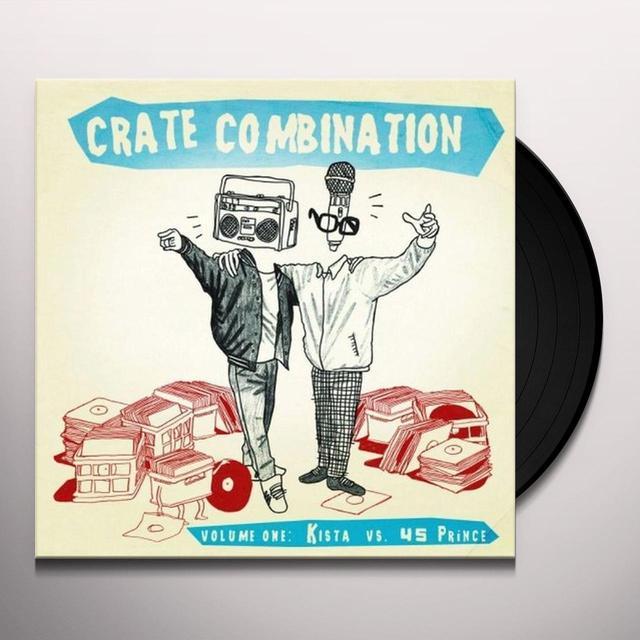 Kista & 45 Prince VOL. 1-CRATE COMBINATION Vinyl Record