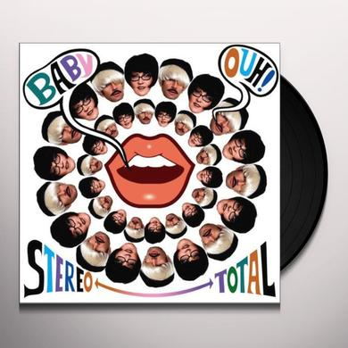 Stereo Total BABY OUH! (GER) Vinyl Record