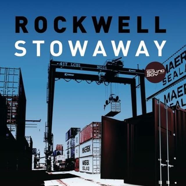 Rockwell STOWAWAY EP Vinyl Record