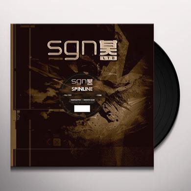 Spinline RADIOACTIVE-GROOVE SCAM Vinyl Record - Australia Import