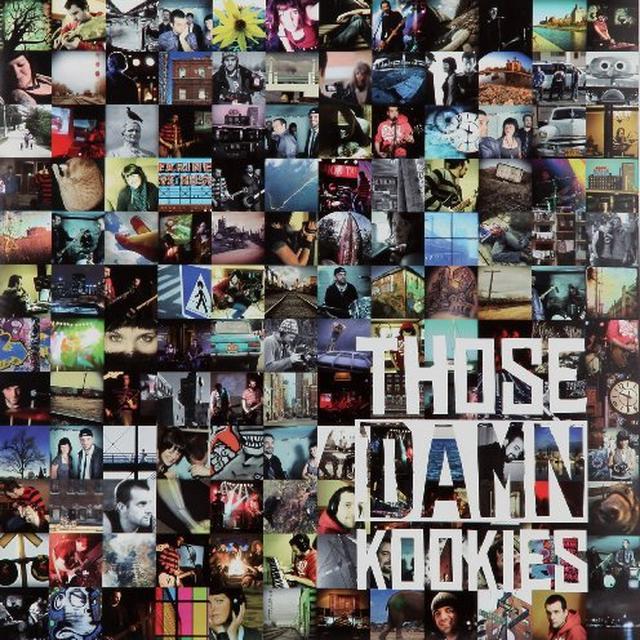 Those Damn Kookies TRAFFIC NOISE (FRA) Vinyl Record