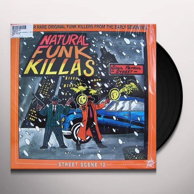NATURAL FUNK KILLAS Vinyl Record