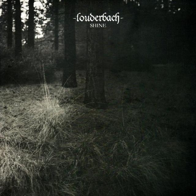 Louderbach SHINE EP (FRA) Vinyl Record