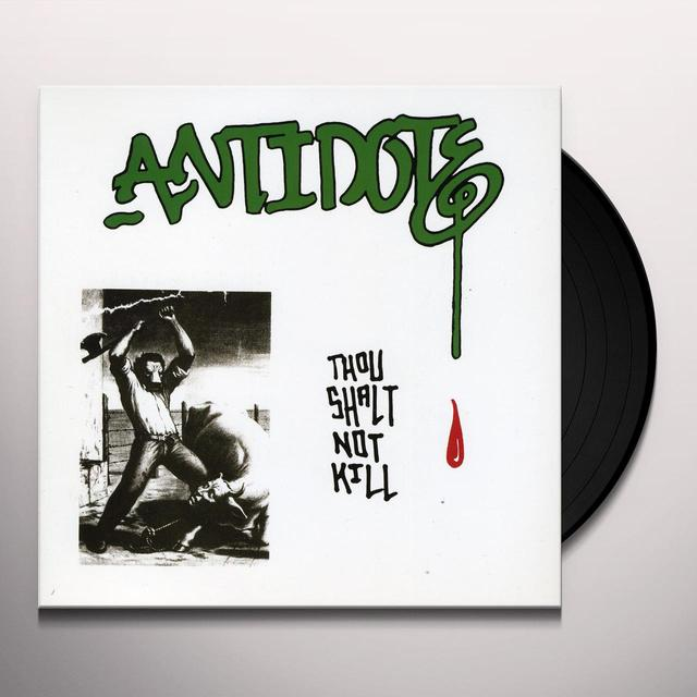 Antidote THOU SHALT NOT KILL Vinyl Record