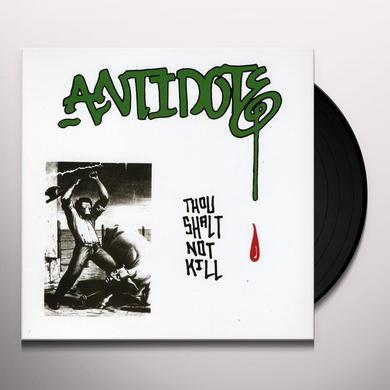 Antidote THOU SHALT NOT KILL Vinyl Record