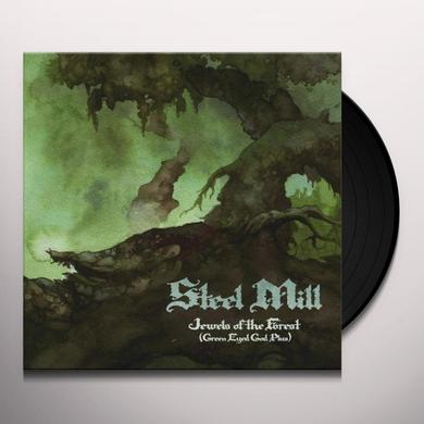 Steel Mill JEWELS OF THE FOREST (GREEN EYED GOD PLUS) Vinyl Record - UK Release