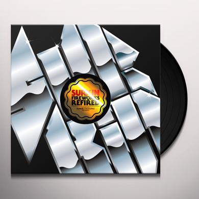 Surkin FIREWORKS REFIRED Vinyl Record