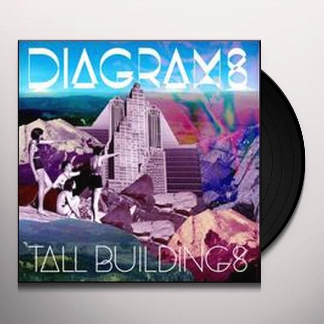 Diagrams TALL BUILDINGS (FRA) Vinyl Record