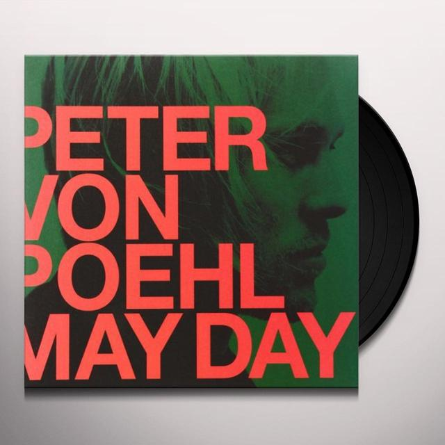 Peter Von Poehl MAY DAY Vinyl Record