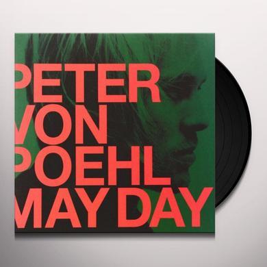 Peter Von Poehl MAY DAY (FRA) Vinyl Record