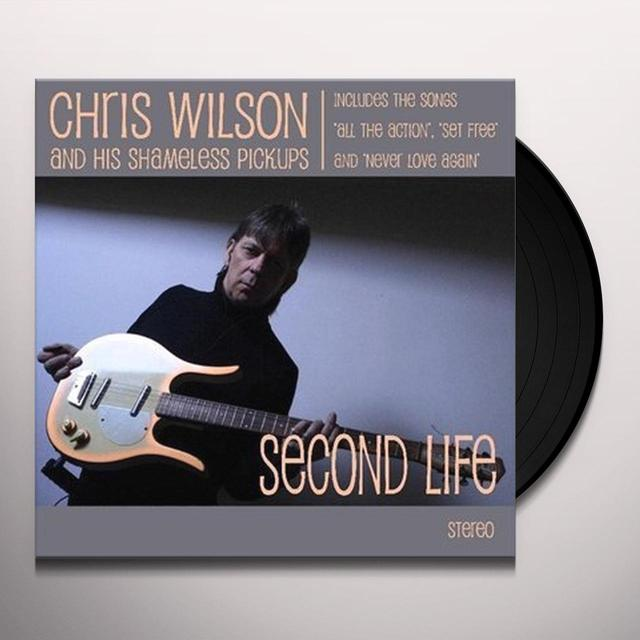 Chris Wilson SECOND LIFE Vinyl Record