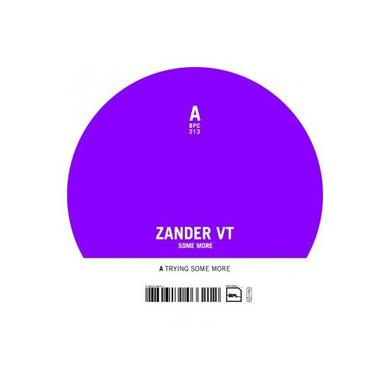 Zander Vt SOME MORE Vinyl Record