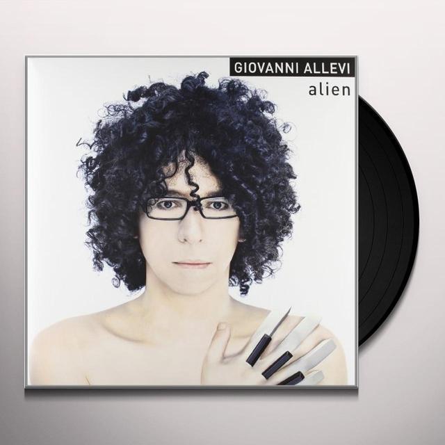Giovanni Allevi ALIEN Vinyl Record - Italy Import