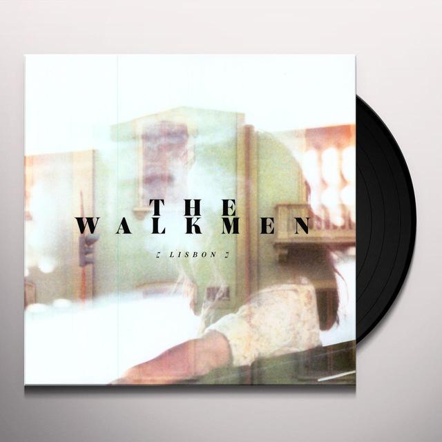 Walkmen LISBON (GER) Vinyl Record
