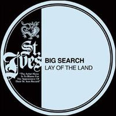 Big Search LAY OF THE LAND Vinyl Record