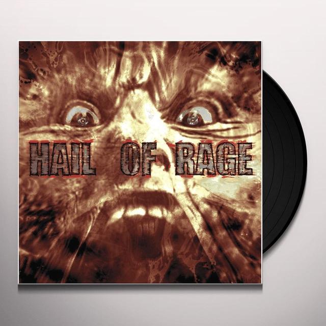 Hail Of Rage ALL HAIL Vinyl Record