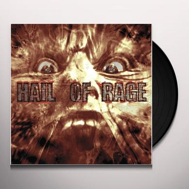 Hail Of Rage ALL HAIL Vinyl Record