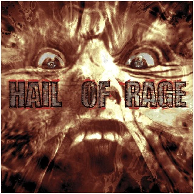 Hail Of Rage ALL HAIL Vinyl Record - Holland Import