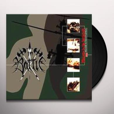 In Battle WELCOME TO THE BATTLEFIEL Vinyl Record - Portugal Import