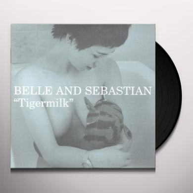 Belle & Sebastian TIGERMILK Vinyl Record