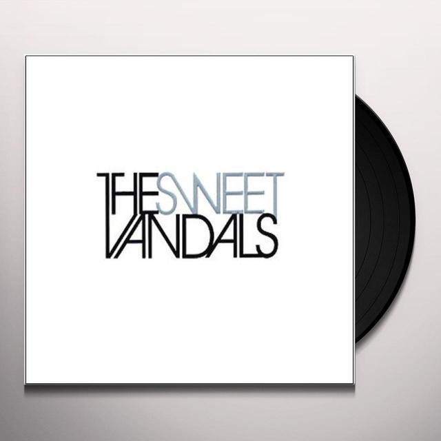SWEET VANDALS Vinyl Record - Sweden Import