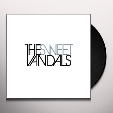SWEET VANDALS Vinyl Record - Sweden Import