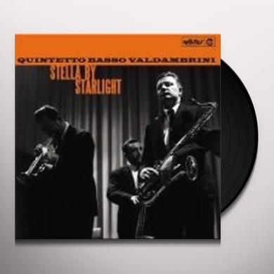 Quintetto Basso Valdambrini STELLA BY STARLIGHT Vinyl Record - Italy Import