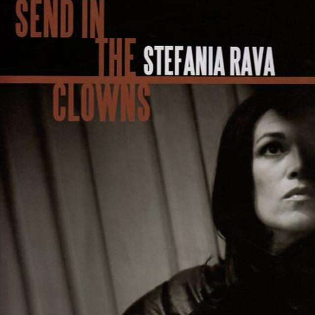Stefania Rava SEND IN THE CLOWNS Vinyl Record