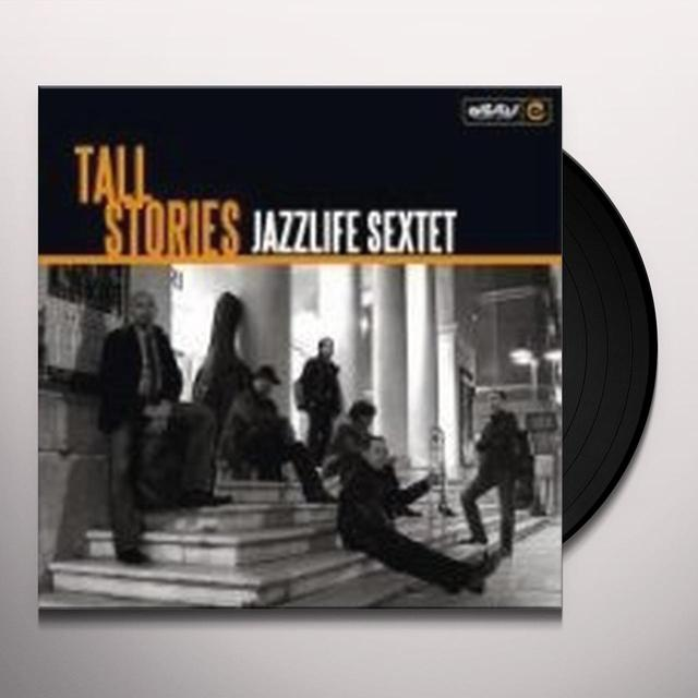 Jazz Life Sextet TALL STORIES Vinyl Record - Italy Import