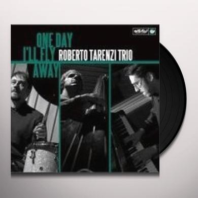 Roberto Trio Tarenzi ONE DAY I'LL FLY AWAY Vinyl Record - Italy Import