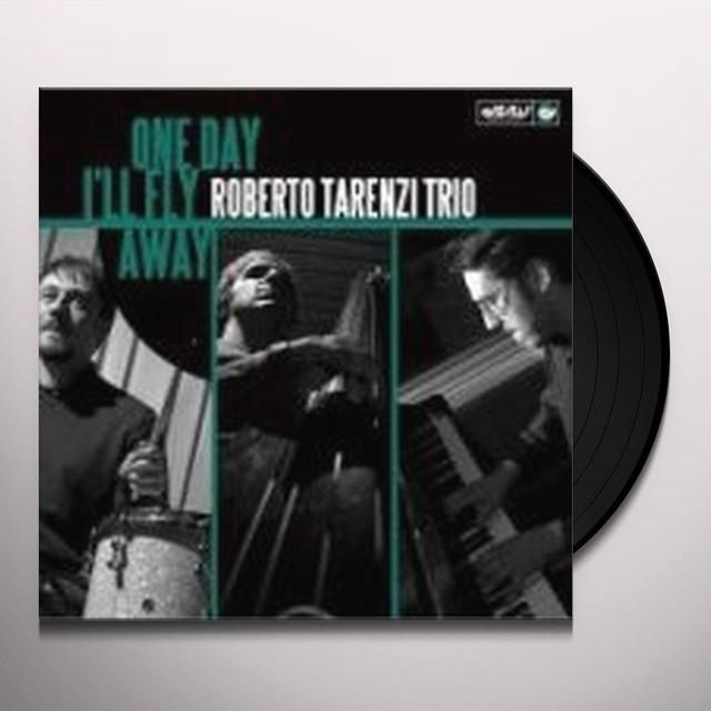Roberto Trio Tarenzi ONE DAY I'LL FLY AWAY Vinyl Record - Italy Import
