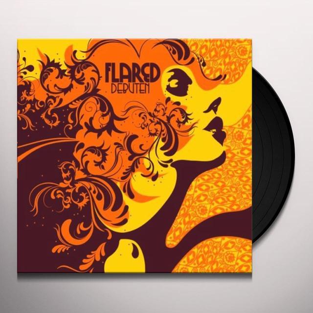 Flared DEBUTEN (GER) Vinyl Record