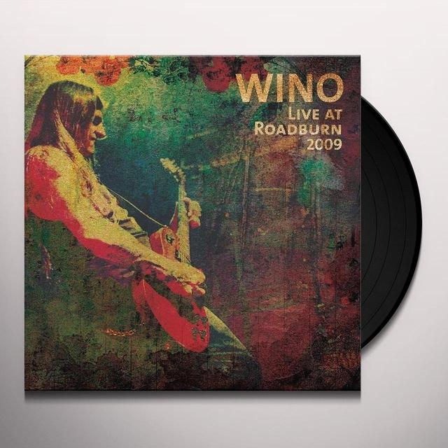 Wino LIVE AT ROADBURN 2009 Vinyl Record - UK Import