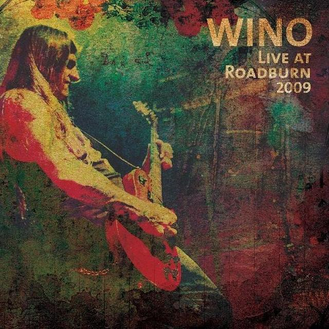 Wino LIVE AT ROADBURN 2009 Vinyl Record - UK Import